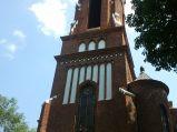 Wieża Kościół w Pawłowie