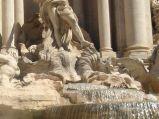 Fontanna di Trevi, Rzymie