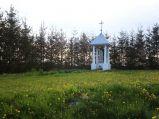 Rożdżałów, kapliczka drogi krzyżowej