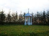 Kapliczka drogi krzyżowej w Rożdżałowie
