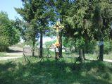 Kapliczka w Majdanie Tuczempskim