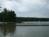 Jezioro Białe, przy Mosirze