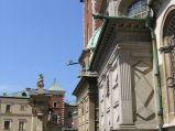 Królewska Katedra na Wawelu, wejście