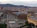 Wieże Weneckie w Barcelonie