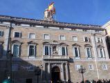 Ratusz miejski w Barcelonie