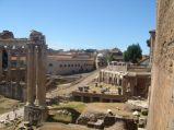 Świątynia Saturna, Forum Romanum, Rzym