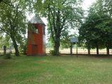 Dzwonnica kościoła w Woli Korybutowej