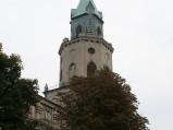 Wieża Trynitarska w Lubinie