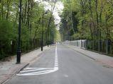 Latarnie na ulicy Antoniego Wierzejewskiego