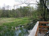 Widok z tarasu widokowego, Konstancin-Jeziorna