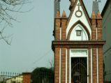 Kapliczka pw. św. Jana w Sawinie