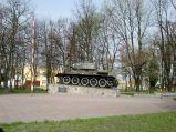 Czołg w Sawinie