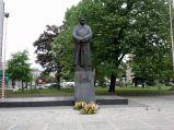 Pomnik Józefa Piłsudskiego w Łodzi