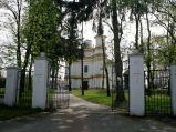 Brama do Kościoła p.w. św. Jacka i Matki Bożej Różańcowej