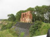 Ruiny kościoła, Trzęsacz