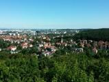 Widok na Gdańsk Oliwę
