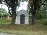 Kapliczka w Staszycach