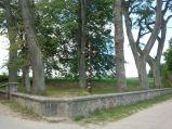 Kapliczka w Mechowie.