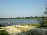 Plaża Jezioro Głębokie