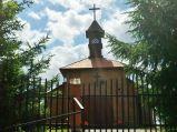 Wejście kaplica w Garbatówce