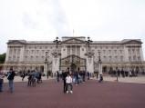 Buckingham Palace w Londynie