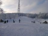 Stok narciarski Kumowa Dolina w Chełmie