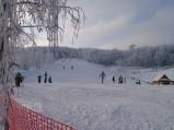 Stok narciarski w Chełmie