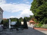 Plac przy zamku