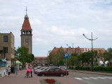 Wieża widokowa w Domu Rybaka we Władysławowie
