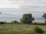 Zalew Wiślany, widok z ulicy Łąkowej