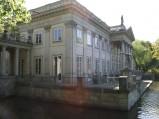 Pałac na Wodzie, Łazienki