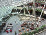 Złote Tarasy w Warszawie, wnętrze