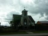 Kapliczka w Szemudzie