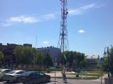 Wieża telewizyjna w Ostrołęce