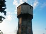 Wieża ciśnień w Krzywdzie