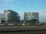 Siedziba Mercedes-Benz w Warszawie
