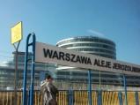 Stacja Warszawa Aleje Jerozolimskie
