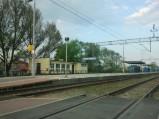 Chełm Miasto, Dworzec PKP