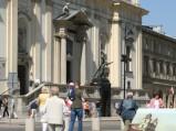 Kościół św. Krzyża, Krakowskie Przedmieście