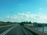 Most na rzece Narew w Nowym Dworze Mazowieckim