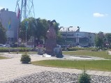 Pomnik ofiar terroru komunistycznego w Ostrołęce