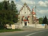 Kościół Podwyższenia Świętego Krzyża w Brzezinach