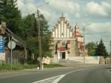 Kościół Podwyższenia Świętego Krzyża, Brzeziny