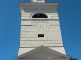 Dzwonnica bazyliki w Pułtusku