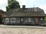 Zabytkowy dom w Czerwińsku nad Wisłą