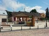 Studnia na rynku w Czerwińsku nad Wisłą