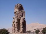 Kolos Memnona, Luksor