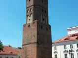 Wieża dawnego Ratusza w Pułtusku
