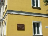Dom w którym mieszkał Krzysztof Klenczon w Pułtusku