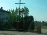 Dzwonnica kościoła w Miąsem